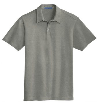 Everyday Meridian Cotton Blend Polo