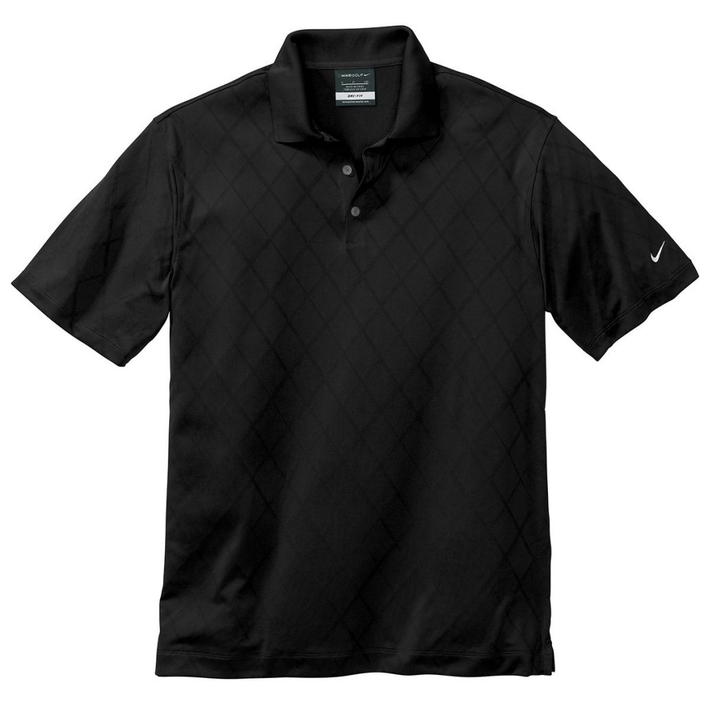 Nike Men's Dri-FIT Cross-Over Texture Polo