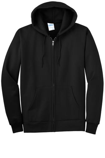 Everyday – Essential Fleece Full-Zip Hooded Sweatshirt