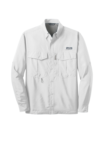 Eddie Bauer® - Long Sleeve Performance Fishing Shirt
