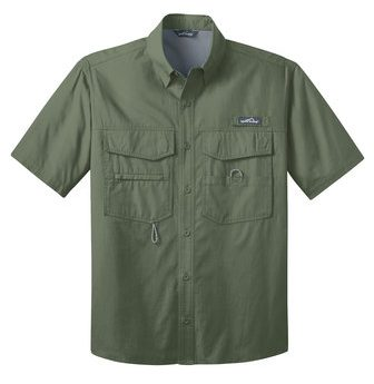 Eddie Bauer® – Short Sleeve Fishing Shirt