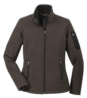 Eddie Bauer® Ladies Rugged Ripstop Soft Shell Jacket