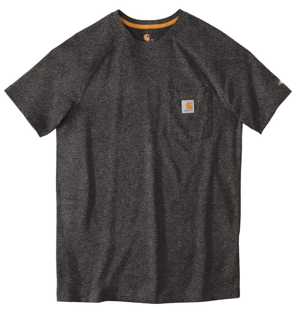 Carhartt Force ®Cotton Delmont Short Sleeve T-Shirt