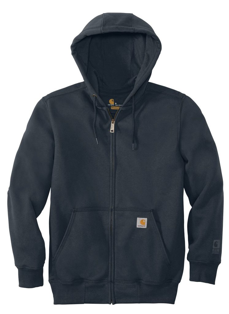 Carhartt ® Rain Defender ® Paxton Heavyweight Hooded Zip-Front Sweatshirt