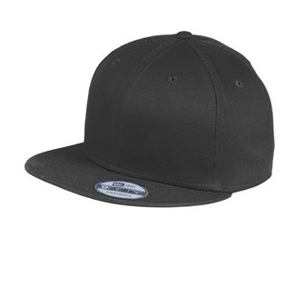 New Era® – Flat Bill Snapback Cap
