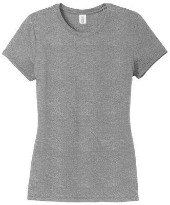 Allmade Ladies Tri-Blend Crewneck T-Shirt