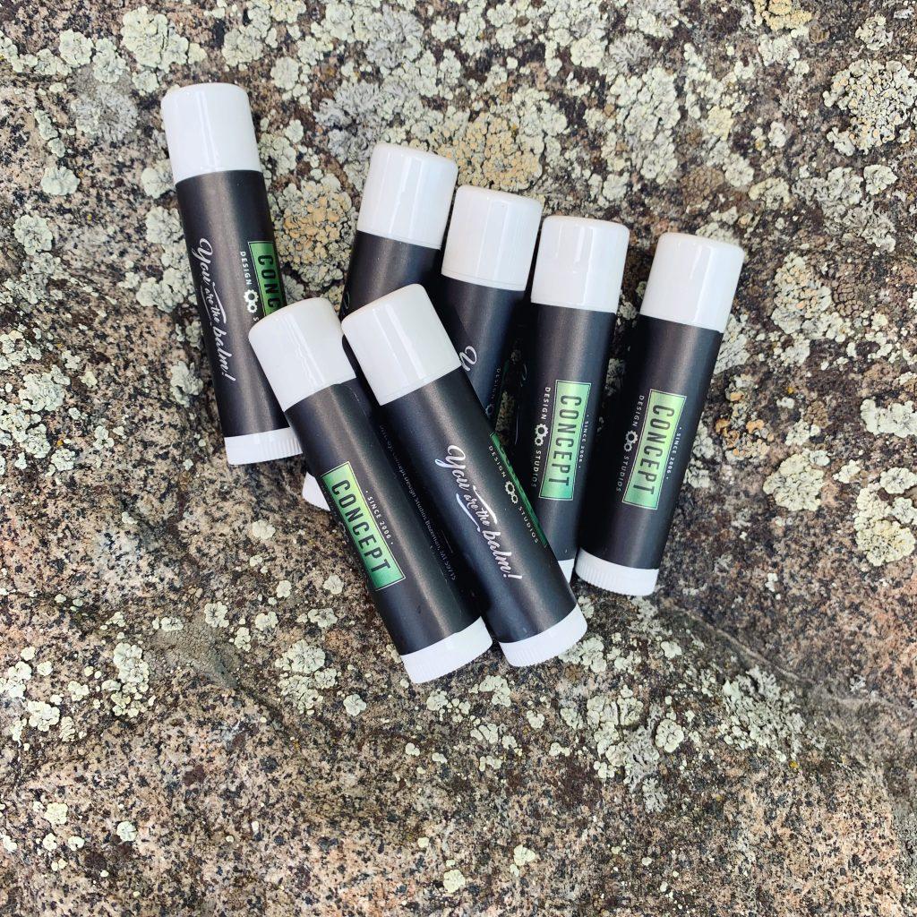 All Natural Organic Lip Balm
