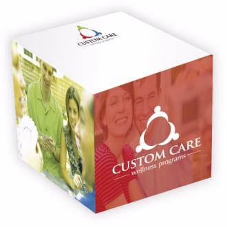 BIC® Ecolutions® 2-3/8″ x 2-3/8″ x 2-3/8″ Adhesive Cube