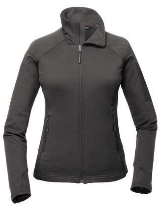 The North Face ® Ladies Mountain Peaks Full-Zip Fleece Jacket