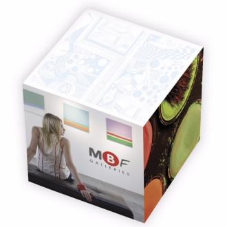 BIC® Ecolutions® 2-3/8″ x 2-3/8″ x 2-3/8″ Non-Adhesive Cube