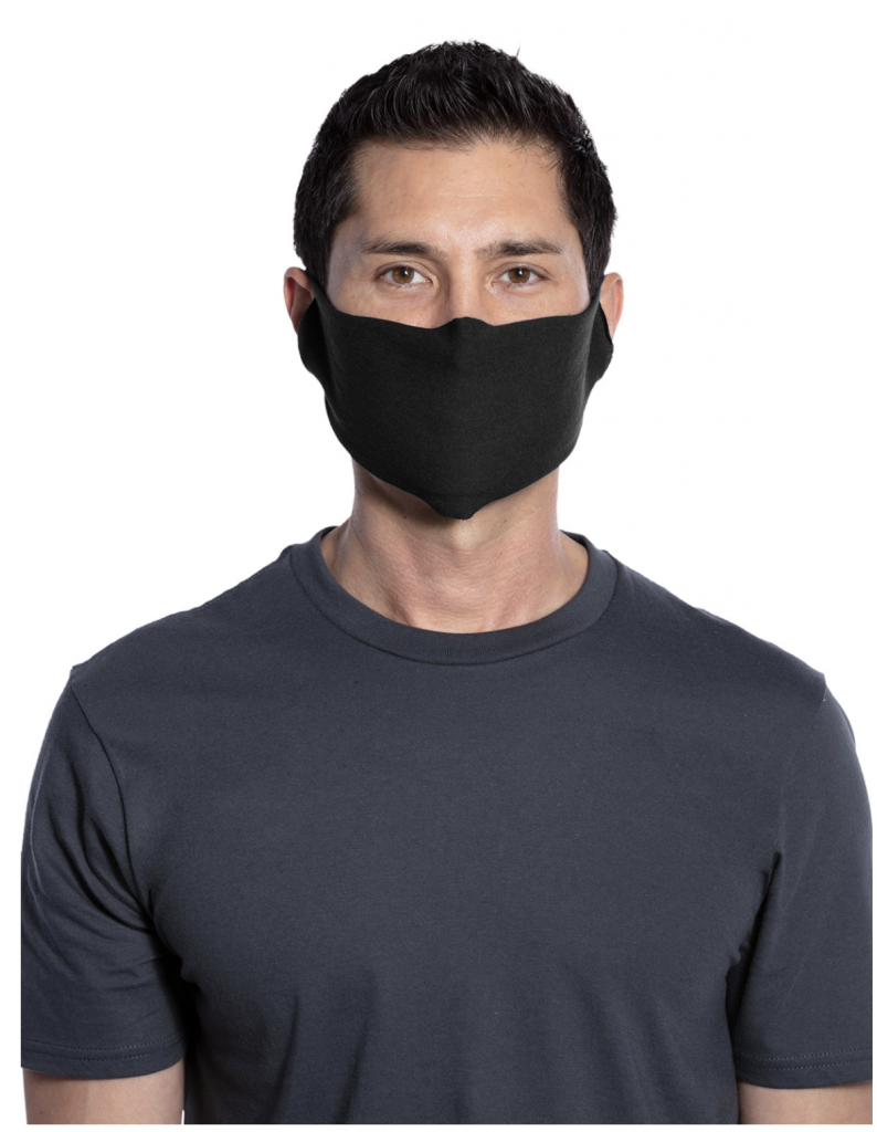 50/50 Cotton/Poly Face Covering (240 pack) – Blank