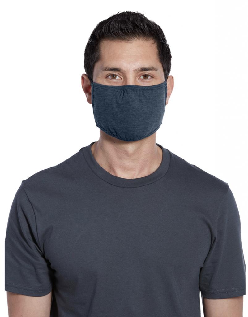 District V.I.T. Shaped Face Masks – Blank