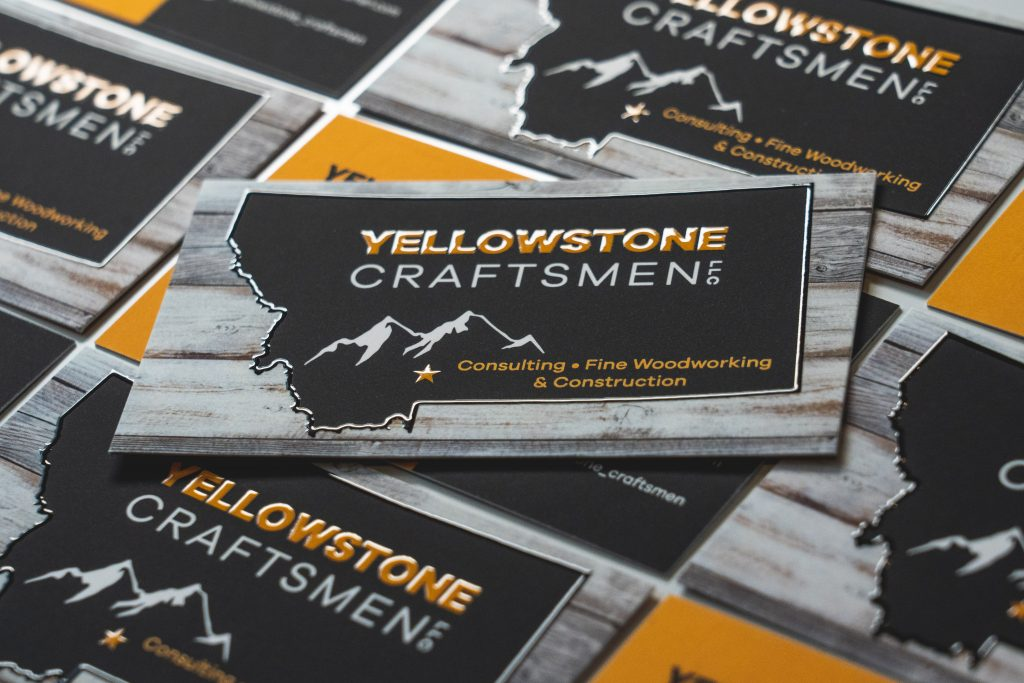 Business Cards: Suede Raised UV