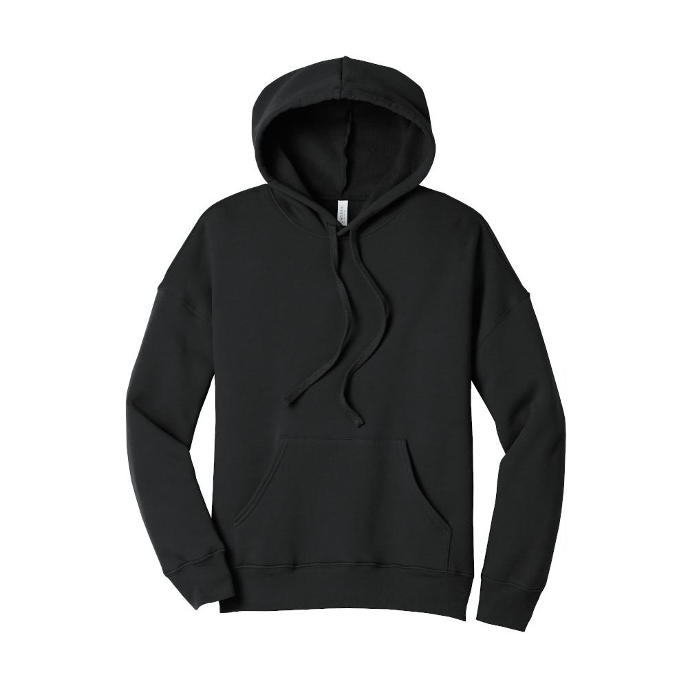 BELLA+CANVAS ® Unisex Sponge Fleece Pullover DTM Hoodie