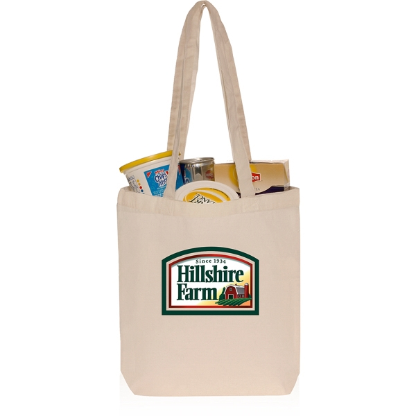 Canvas Reusable Grocery Bag