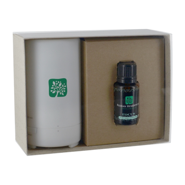 Diffuser with Essential Oil (set)