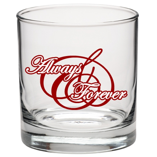 11 oz Lowball Whiskey Glass