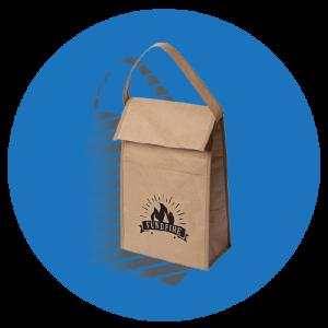 Reusable lunch bag cooler