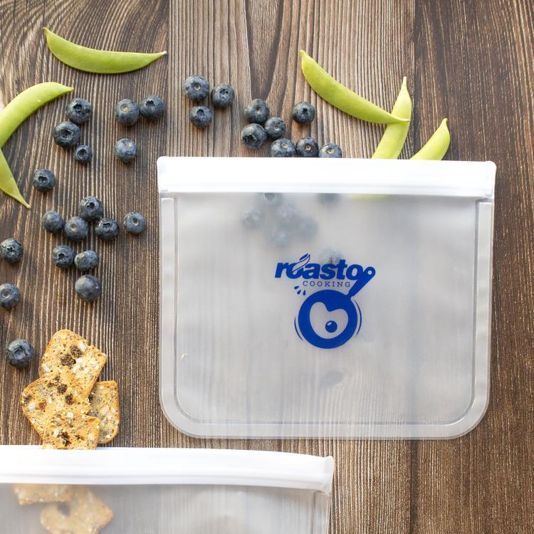 SlipZip Reusable Sandwich Bag
